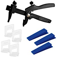 Lantelme 5311 Beginner Set Fliesenverlegehilfe für 2mm Fugenbreite und Fliesenhöhe von 3-15mm