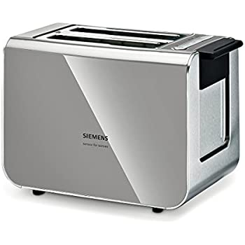 Siemens By Porsche Design Toaster 2 Slice Stainless