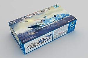 Trumpeter 00108Modelo Kit Pla Azul Marino Tipo 22Barco de misiles