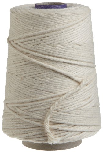 Image of Regency Natural Cooking Twine 1/2 Cone 100% Cotton