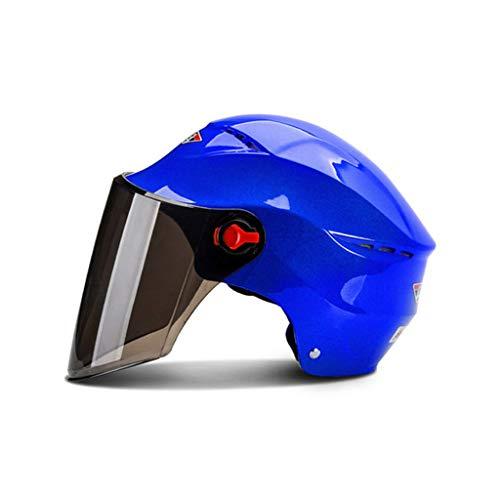 Preisvergleich Produktbild Helm Elektro - Motorrad,  Sommer,  Sonnencreme persönlichkeit Toll,  e
