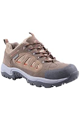 Mountain Warehouse Lockton Mens Waterproof Walking Shoes