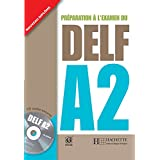 DELF A2 book with CD - Hachette