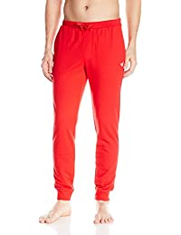 Emporio Armani Men's French Terry Lounge Classic Lounge Pant With Waistband