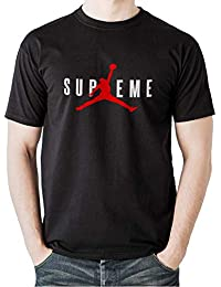 Air Taglie Bambino Ragazzo Bambini 2 - 16 Anni Beautiful T-shirt Maglietta Replica Supreme Jordan