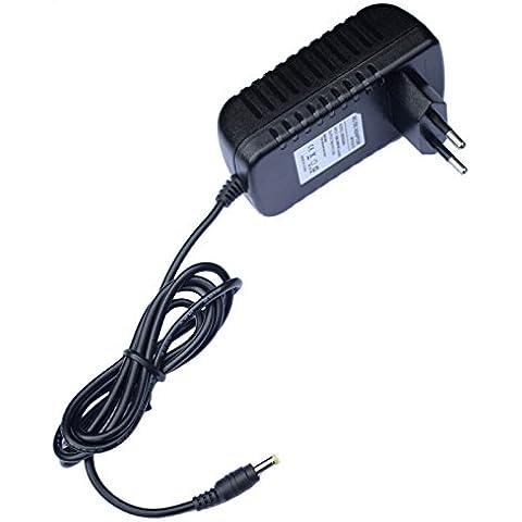 Cargador 9V compatible con Batería Digital Korg Volca Beats (Fuente de alimentación)