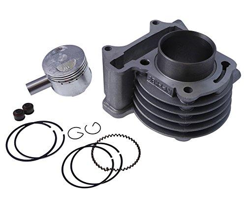Kit cylindre 65 ccm sport pour Jinlun jl50qt - 12B 50 cc, jl50qt BSS-12 C, jl50qt 6 A, jl50qt-6B, jl50qt de 6 C