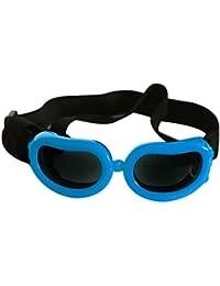 30c60e5a16ad8d Lidahaotin Pet Dog Cat Protection UV Pliable Lunettes de Soleil Lunettes de  lentilles avec Sangle réglable