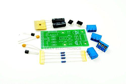 Kit con piastra adattatore XLR trasferimento Processore