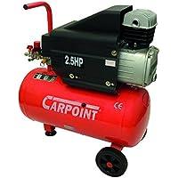 CARPOINT Compresor con aceite. 24 Litros. 2,5 CV
