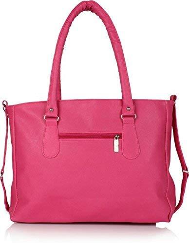 Marie Women's Hand Bag Maroon (pink)