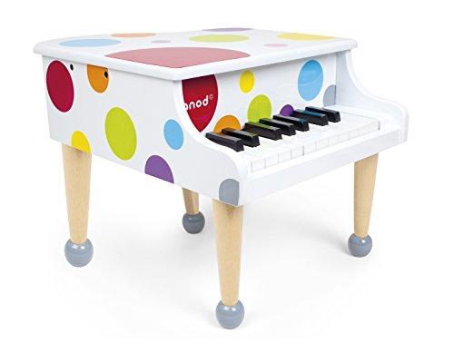 Janod J07627 - Konfetti Piano, Groß