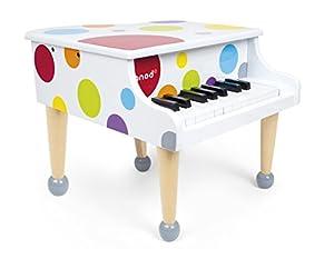 Janod - Piano de Cola Confetti (Juratoys J07627)
