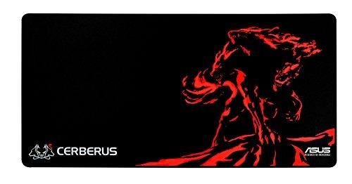 Asus Cerberus Mat XXL - Alfombrilla gaming textura
