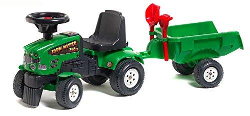 Falk - 1081C - Juegos al aire libre - Camiones Remolques agricolas Maestro 350S Accesorios