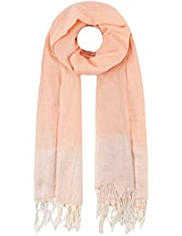 Foulard en Coton Lurex Passigatti echarpe d´ete foulard pour femme