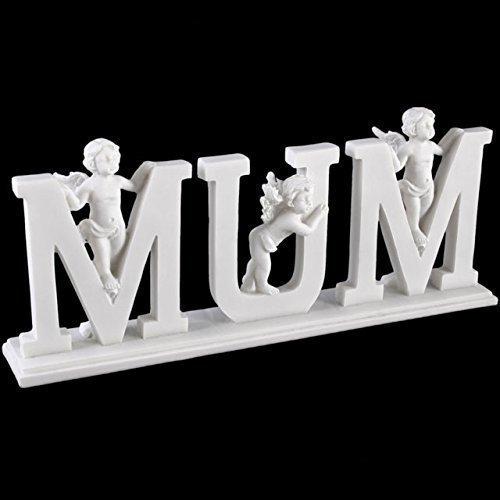 Ange Chérubin mères Mum figurine Grand-mère Inscription \