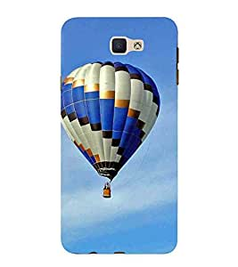 Air Craft, Blue, Glider, Amazing Pattern, Printed Designer Back Case Cover for Samsung Galaxy On Nxt (2016)