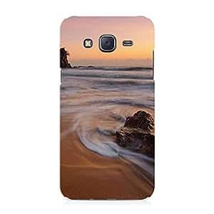 Hamee Designer Printed Hard Back Case Cover for Samsung Galaxy On8 Design 9481