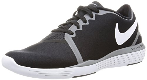Nike Damen Wmns Esculpir Lunar Turnschuhe Negro (cinzento Preto / Branco-frio)