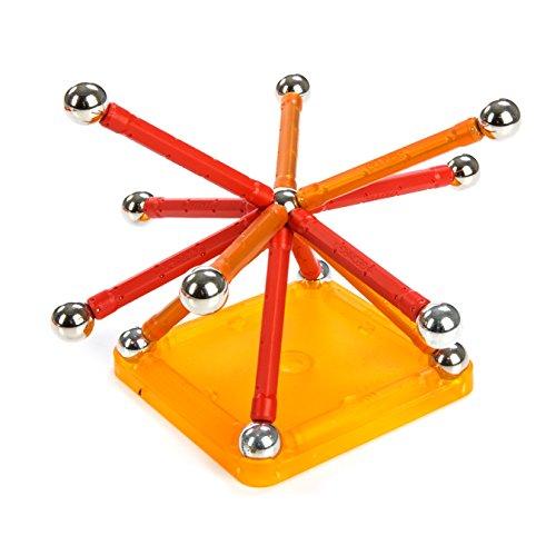 geomag colour set 64 pieces 871772002536 funfoods4allcouk - Geomag Color 64 Pieces