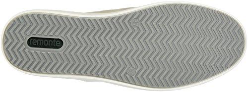 Remonte D5271, Scarpe da Ginnastica Alte Donna Grigio (Steel/marble/42)
