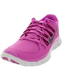 Nike Free 5.0 Damen Neon
