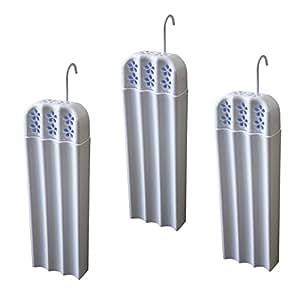 Lot de 3 bo tes de rangement en plastique de l 39 humidificateur d 39 air humidificateur vaporateur - Humidificateur pour radiateur ...