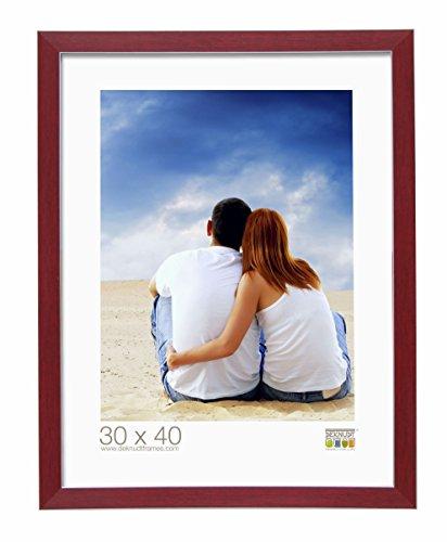 Deknudt Frames S41VK4 20x30 Marco Rojo Resina