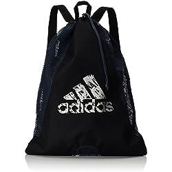 adidas Carry Saco Bolsa de deporte, Negro, 46x 58x 58cm