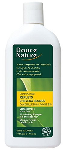 Shampoing reflet cheveux blonds BIO - 300 ml