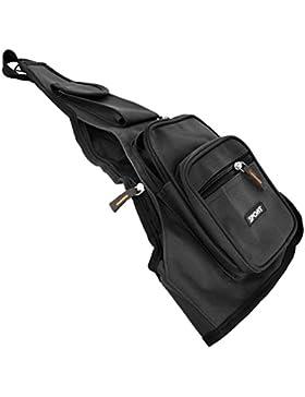 Oramics SPORT - sacchetto di spalla / sacchetto corpo / sport e tempo libero borsa - vano separato cellulare -...