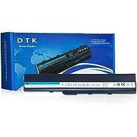 Dtk® portatile nuovo batteria di ricambio per ASUS A32-K52 / 70-NXM1B2200Z / 90-NYX1B1000Y / A31-K52 / A41-K52 / A42-K52 / A31-B53 / K52L681, A52 series A52F A52J K42 series K42J K52 Series A42 series X42 Series 12 Months Warranty [Li-ion, 10.8V 4400MAH/6-cell] replacement notebook battery