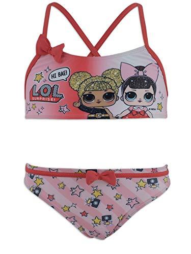 lol Surprise Costume da Mare Bagno Bikini 2 Pezzi