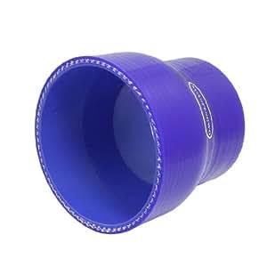 60-76mm Droit 3 Ply Turbo Durite Admission Réducteur Silicone Durite