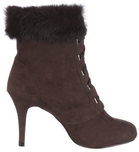Victoria Delef Ankle Boot, Bottes femme Marron - Braun/MARRON