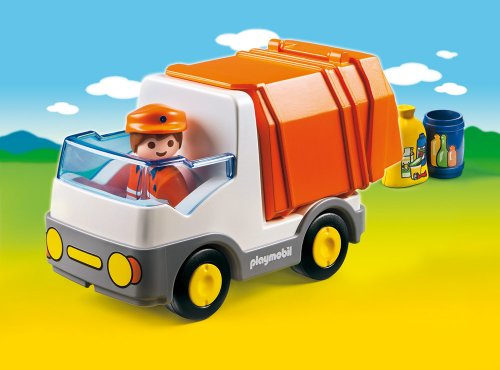 PLAYMOBIL 6774 – Müllauto - 2