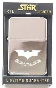 Personalised BATMAN Lighter Free P&P Best Man/ Wedding Gift- Xmas