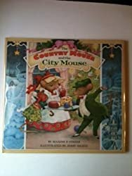 The Country Mouse and the City Mouse: Christmas Is Where the Heart Is