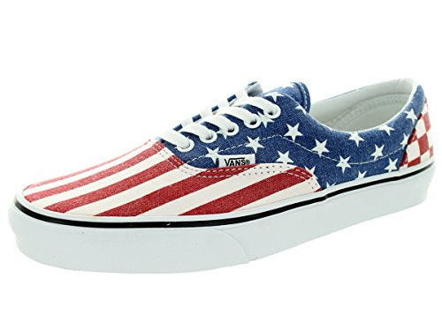 Vans U Era Unisex-Erwachsene Sneakers (van doren) stars/stripes