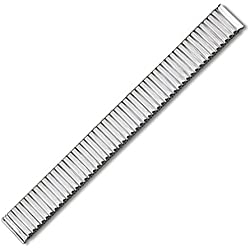 Eichmüller E14 Flexible Watch Strap 18 mm Stainless Steel