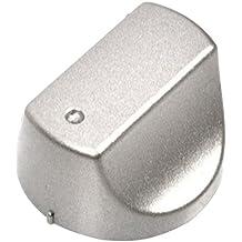 Manopola interruttore di controllo Hot-Ari ix marca Spares2go per forni e piani di cottura Hotpoint SHS33XS, SHS53X, SHS53XS UHS53X e UHS53XS (colore: argento)