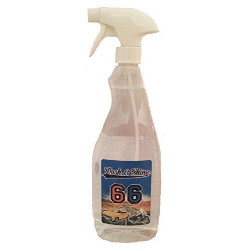 Preisvergleich Produktbild Shinykings wasserlose Autowäsche inklusive Premium-Reinigungstuch, 500 ml