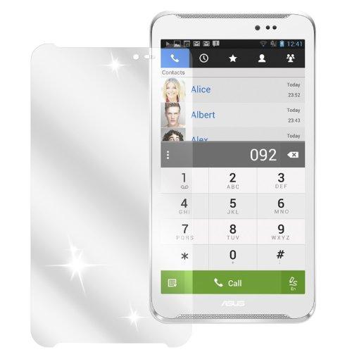dipos I 2x Schutzfolie klar passend für Asus Fonepad Note 6 Folie Bildschirmschutzfolie