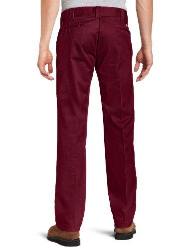 Dickies Wp873, Pantalon Homme Rouge (Aged Brick)