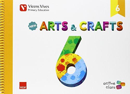 Active Class, New arts and crafts, 6º Primaria