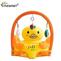 PUDDINGT® Soft Childrens Arm Chair - Brilliant Kids Textile Armchair for Nurseries And Bedrooms Kids Sofa Seat Children