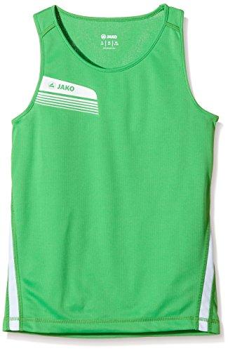 Jako Tank Top Athletico, Soft Green/Weiß, L, 6025