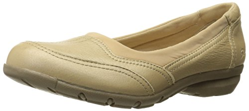Donne Skechers Impressione Balletto Oro Carriera Pelle Prima In Piatto 7AaUxwAq