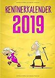Rentnerkalender 2019: Organisiere deinen Alltag im neuen Jahr 2019 - Rentnerkalender und Planer A5